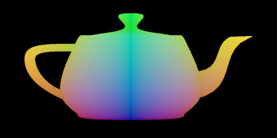 The Utah teapot